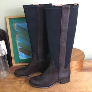 NWT Nine West Joesmo Tall Riding Boot 6